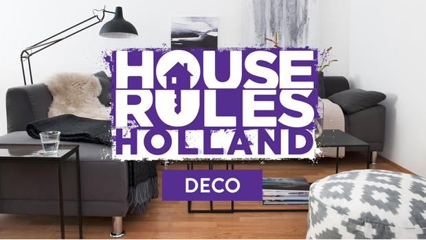 House Rules Campaign Deco