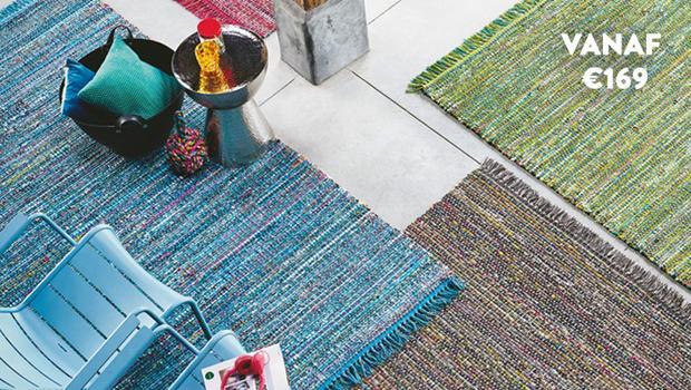 Handgeweven Kelim tapijten