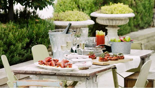Eten in zonovergoten Sardinië