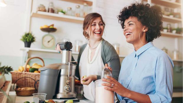 Go-go gadget: Kitchen