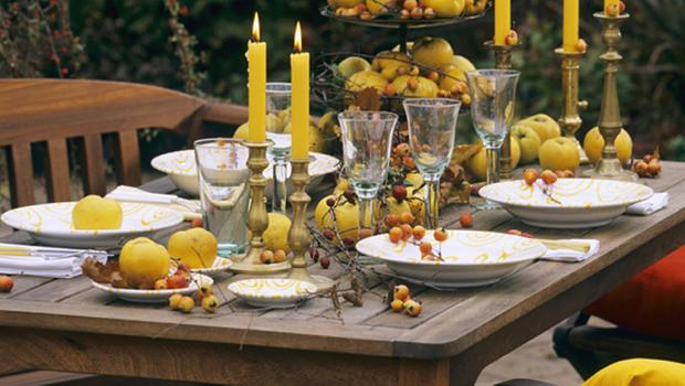 Najaar op tafel