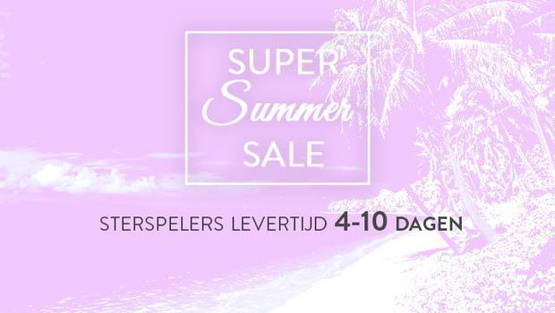 Summer Sale-Sterspelers