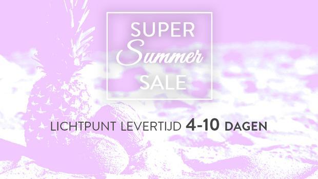 Summer Sale-Lichtpunt