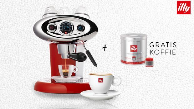 llly espressomachines