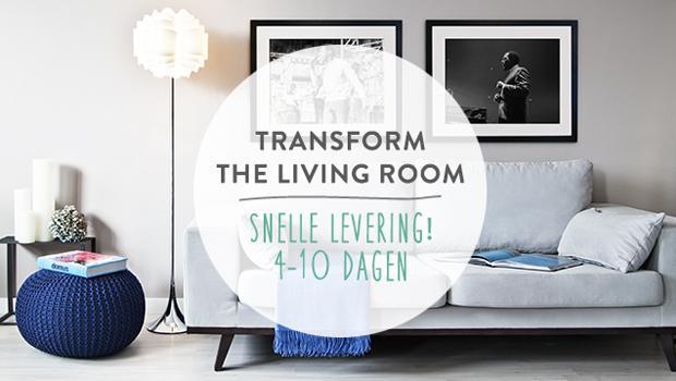 Transform the living room