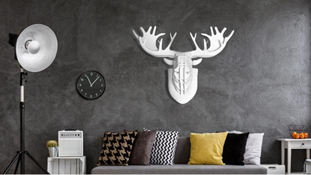Moose my Wall