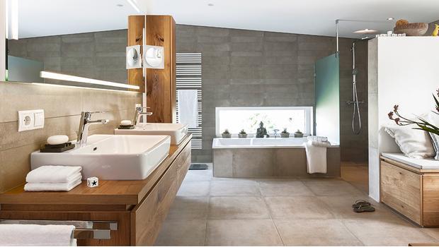 De badkamer APK