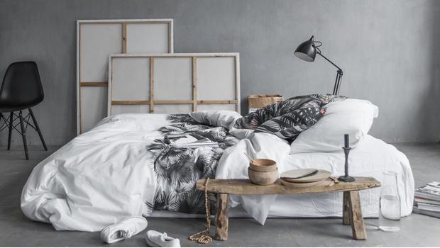 De hippe slaapkamer Met een winterse look | Westwing