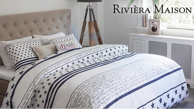 Riviera Maison Slaapkamer : Rivièra maison een slaapkamer om van te dromen westwing