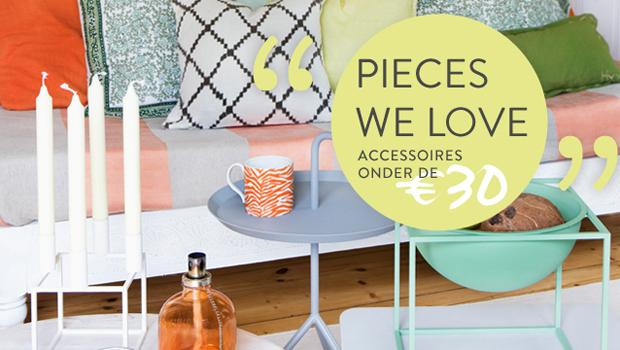 Pieces we love