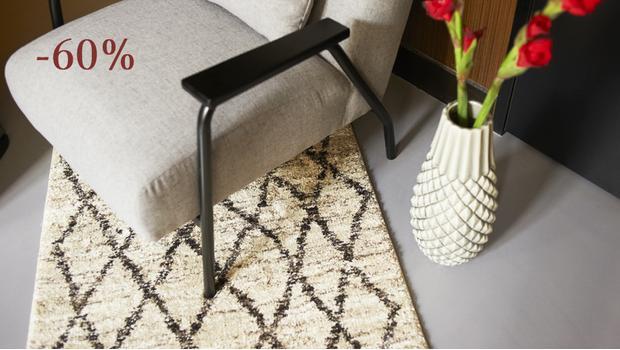 Wollen tapijten
