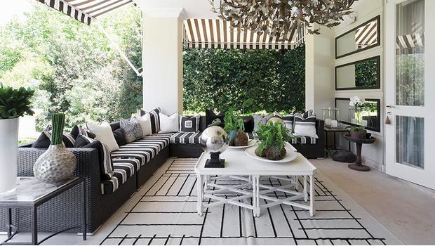 Garden to impress
