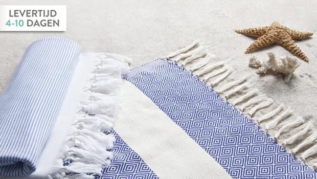 Stijlvolle handdoeken
