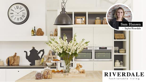 Riverdale Fashionable living volgens stylist Sam   Westwing Home  u0026 Living