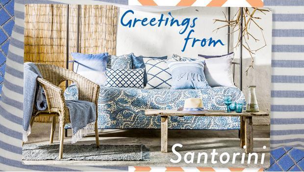 Hotspot: Santorini