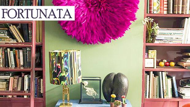 Fortunata rough rugs juju hats en kunstwerken westwing