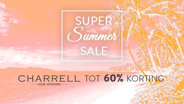 Summer Sale-Charrell