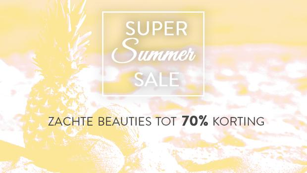 Summer Sale-Zachte beauties