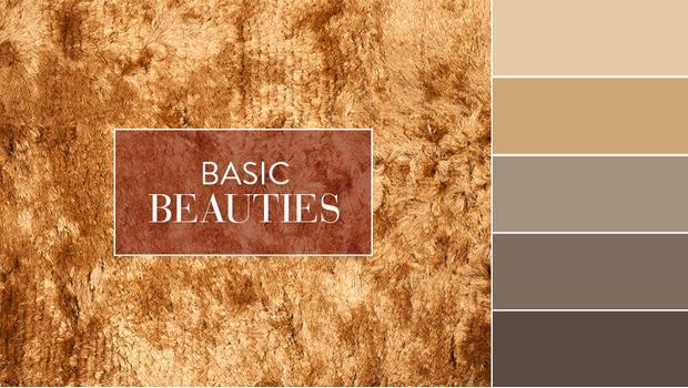 Vloerfeest: basic beauties
