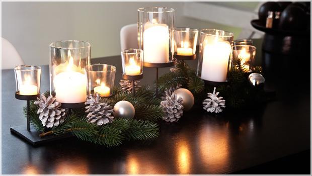 Tijd voor geurende kaarsen