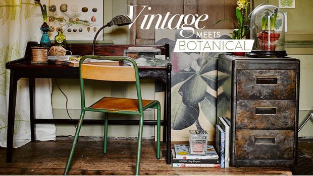 Vintage loft