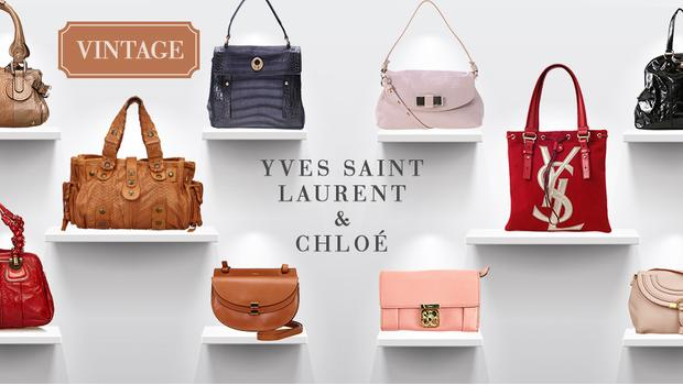 Yves Saint Laurent & Chloé