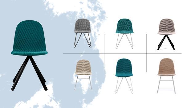Een feest van stoelen