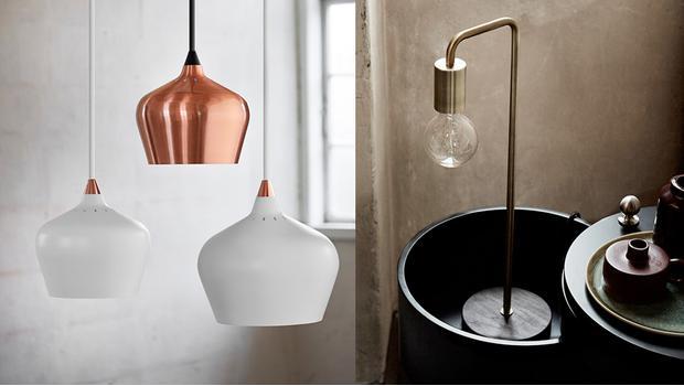 Trendlampen van Frandsen & co