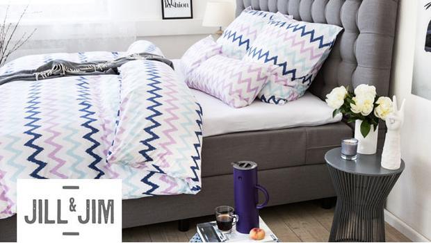 Sypialnia z Jill & Jim