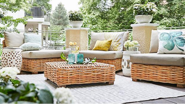 Najmodniejsze meble ogrodowe