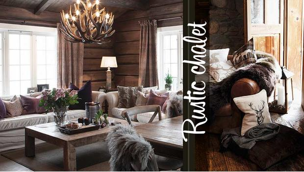 Rustic chalet