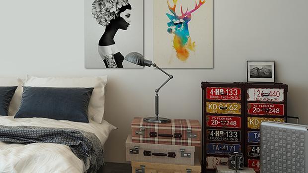 Apartament vintage