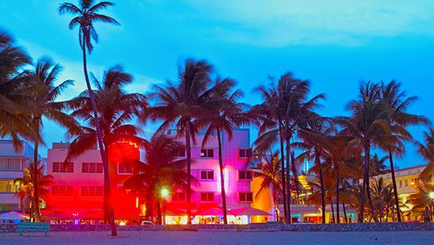 Urlop w Miami