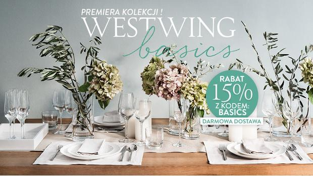 Kolekcja Westwing Basics