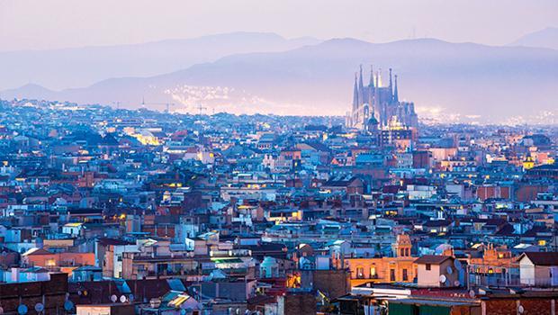 Loft w Barcelonie