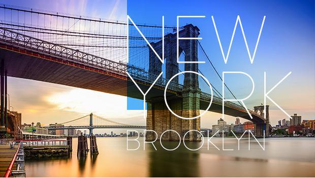 Eklektyczny Brooklyn