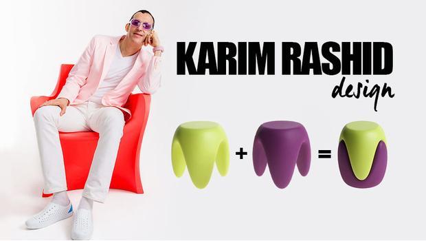 Karim Rashid dla XO Design