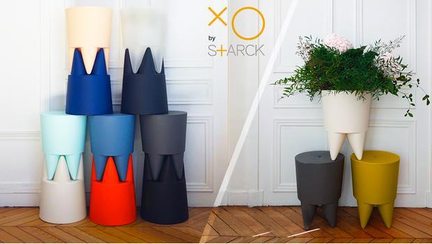 Bubu by Philippe Starck