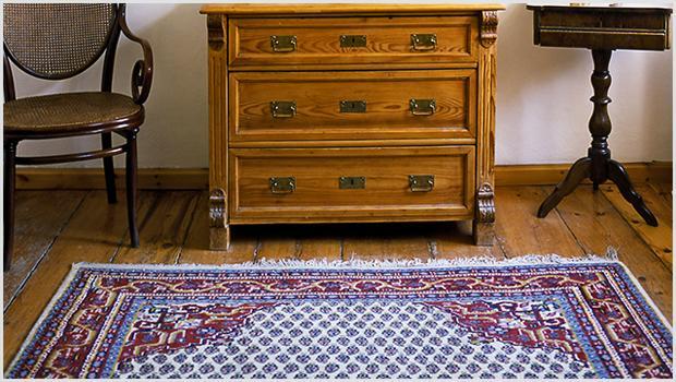 Włoskie dywany