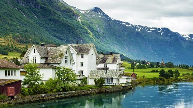 Norweska sielanka