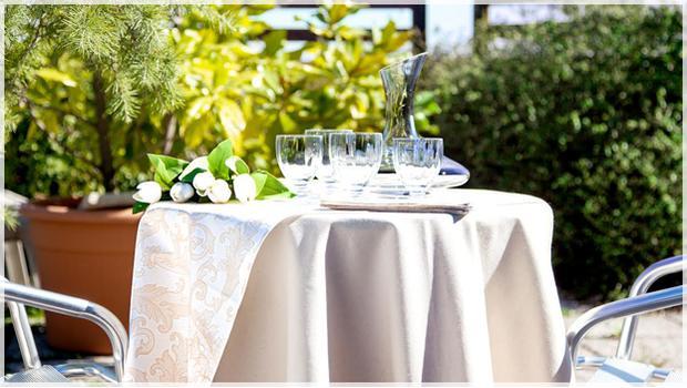 Elegancko na stole