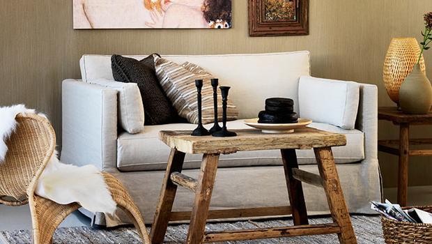 Rustykalny minimalizm