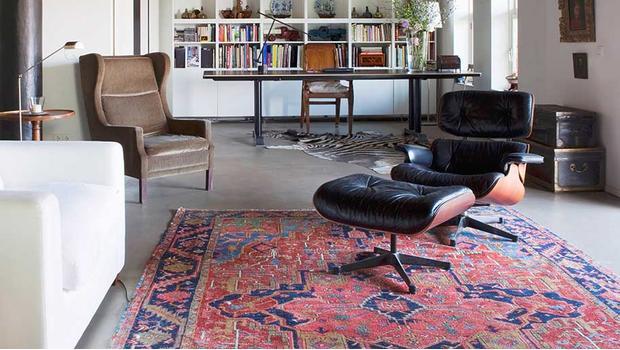 Wełniane dywany