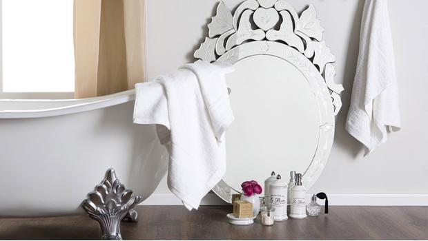 Prowansalska łazienka