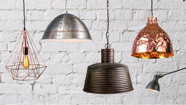 Butik lamp