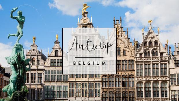 Magiczna Antwerpia