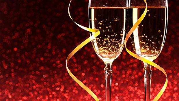 Noworoczny toast