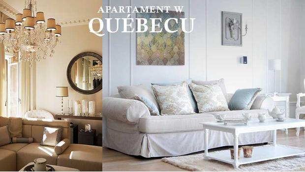 Apartament w Québecu