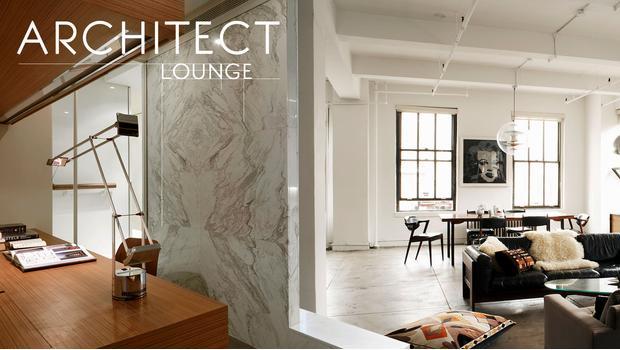 Apartament architekta