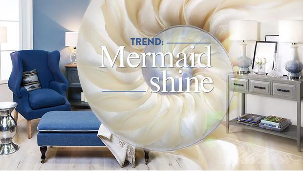 Trend: Mermaid shine